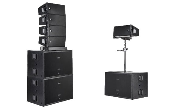 Kit line array RCF